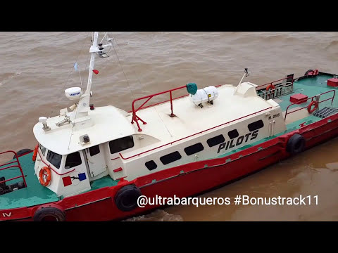 "Pilot Boat ""SIRIUS IV"" #ZonaComún #RioDeLaPlata/""THE DAY THAT NEVER COMES"" - METALLICA/ Instrumental"