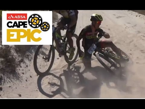 2017 Cape Epic Crashes
