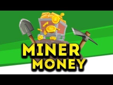 Miner-Money Экономическая игра с выводом реальных денег.