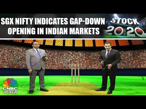 Stock 20-20 | SGX Nifty Indicates Gap-Down Opening in Indian Markets | 6th Feb | CNBC Awaaz