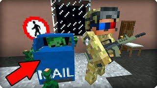 Скрытая угроза [ЧАСТЬ 3] Зомби апокалипсис в майнкрафт! - (Minecraft - Сериал)