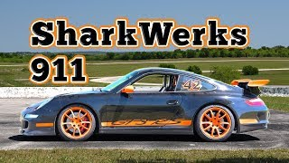 2007 Porsche 911 GT3 RS SharkWerks 3.9L: Regular Car Reviews