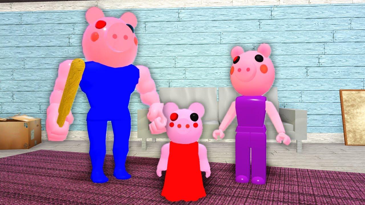 Piggys Childhood Roblox Animation Youtube