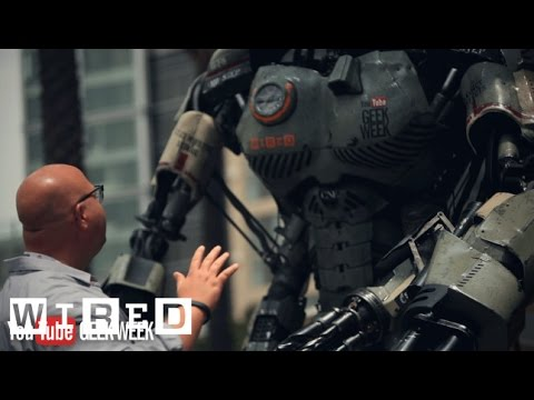 San Diego Comic Con 2013 Trivia Death Match Against WIRED's Giant Robot | Angry Nerd