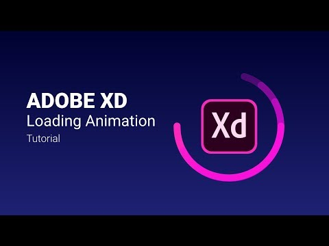 Quick Loading Animation in Adobe XD | Auto Animate | Design Weekly