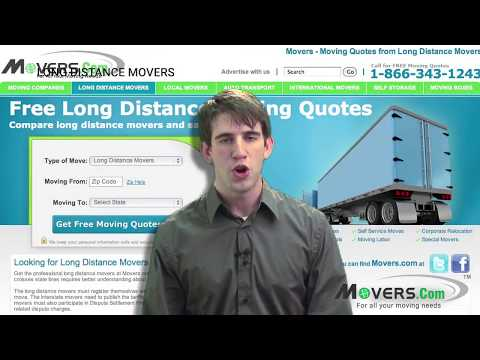 What Is A Long Distance Move? | Long Distance Moving Companies | Instant Moving Quotes | Movers.com