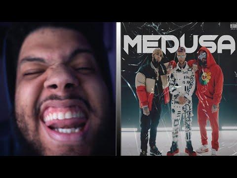[Reaccion] Jhay Cortez, Anuel AA, J. Balvin - Medusa Video Oficial -JayCee!