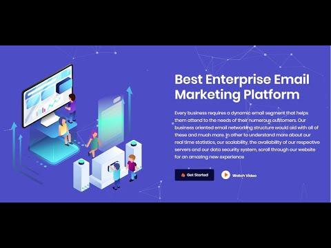 iSendom  - The Best Enterprise Email & SMS Marketing Platform