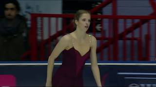 Carolina Kostner SP - Campionati Italiani 2018