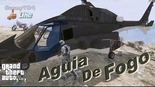 Aguia de Fogo GTA 5 MOD