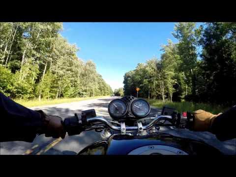 Ducati Monster - Upstate New York Ride 1 Part 3
