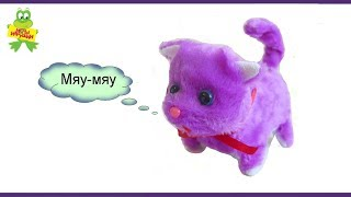 """Fix price Обзор на интерактивную игрушку котенок """"домашнее животное"""" от Play the Game"""