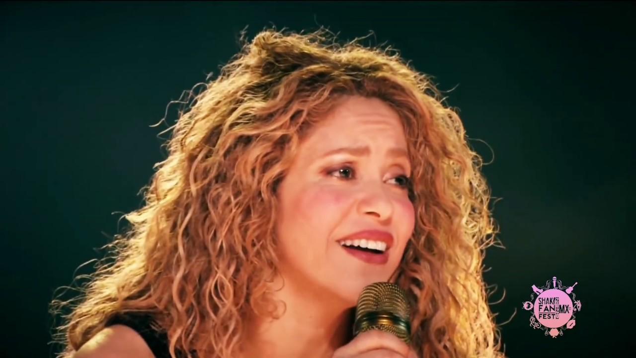 Download Shakira - Antología (El Dorado World Tour)