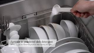 fotile how to use fotile 3 in 1 sink dishwasher