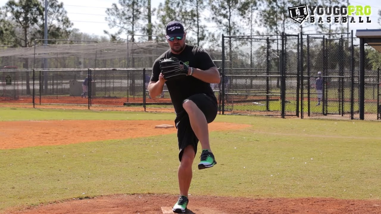 how to add velocity pitching