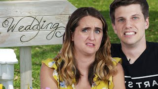 Couples Try DIY Wedding Decorations
