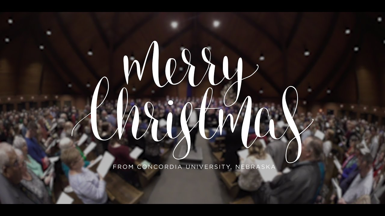 Christmas At Concordia Cune 2021 360 View Of Christmas At Concordia Youtube