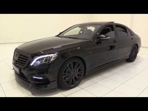INSIDE the BRABUS S Class | In Depth Review Interior Exterior SOUND