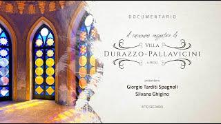 DOCUMENTARIO: Il cammino iniziatico di Villa Durazzo-Pallavicini - Atto Secondo