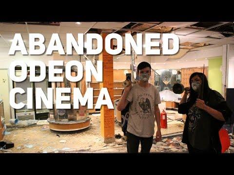 Exploring an Abandoned Cinema - Essex, UK
