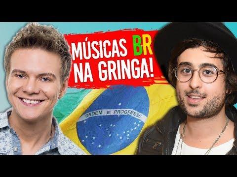 7 Músicas BR que BOMBARAM na GRINGA 🎶 ➡ 🇺🇸 ft Zeeba