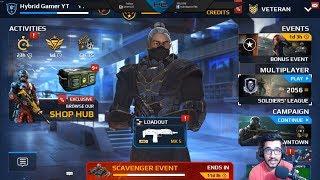 Modern Combat 5 - BOSK Buffed After New Update!? - LIVE!#128   Pakistani Gamer
