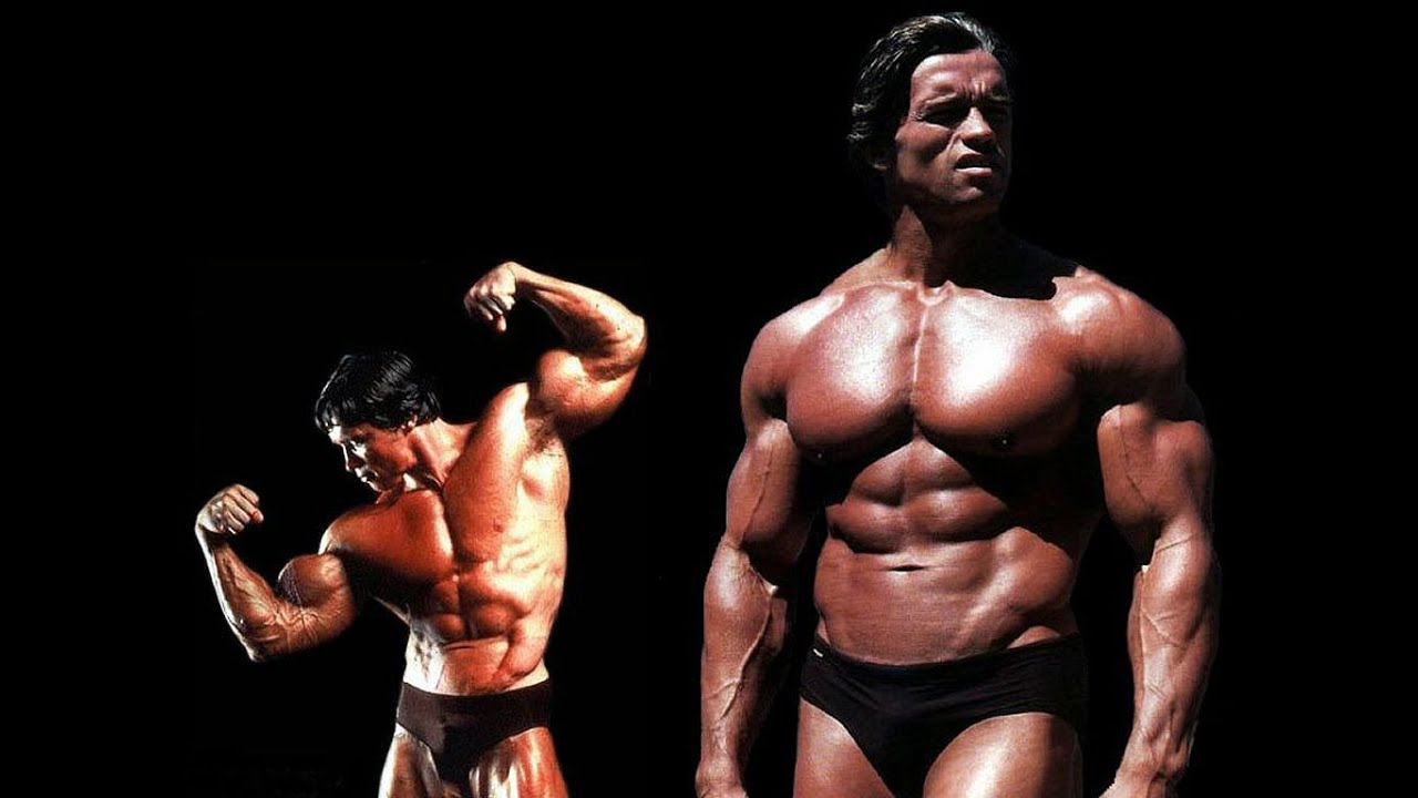 Arnold Schwarzenegger - Best Training (Get Big BRO) - YouTube