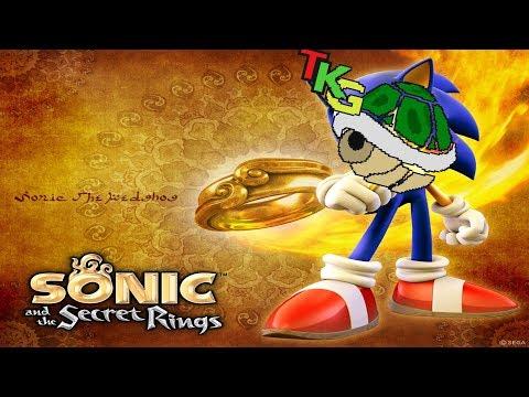 Sonic and the Secret Rings - Secretly Good? - TKG 02/12/2018
