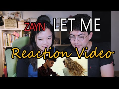 Cover Lagu Let Me by Zayn Malik [Reaction Video] in Nepali STAFABAND