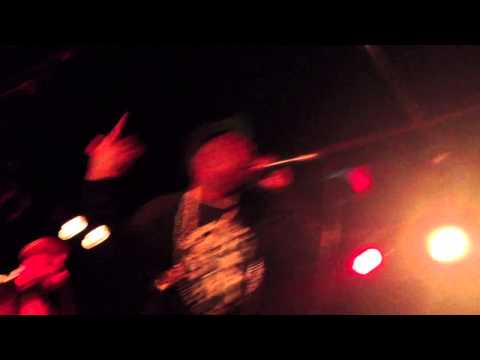 Fashawn and Exile-Live @ The Bakery Perth