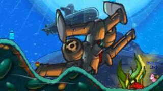 [PSP]Worms Battle Islands Gameplay