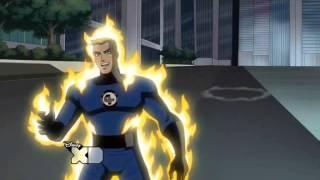 Avengers Animated Series