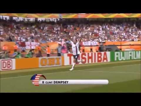 Clint Dempsey Career Best Goals