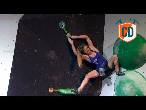 IFSC Bouldering Action Heats Up In Nanjing  | Climbing Daily Ep.924
