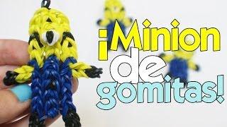 Repeat youtube video Cómo hacer un MINION de GOMITAS (sin telar)