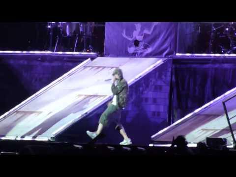 Eminem - Survival/ Won't Back Down/ 3 a.m (HD) - Reading 2013 - 24.08.13