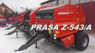 URSUS PRASA Z-543/A (prezentacja)