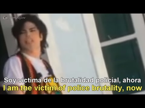 Michael Jackson - They Don't Care About Us [Lyrics English - Español Subtitulado]