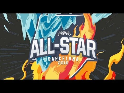 Southeast Asia vs Latin America South - One For All - League Of Legends IWC All Stars 2016