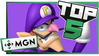 5 Personajes que Nunca Estarán en Smash Bros. Ultimate de Switch | MGN
