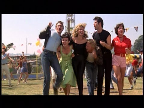 Grease - Making Of