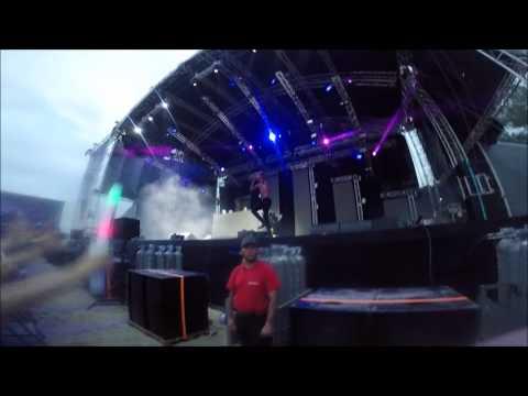 RAE SREMMURD -  UNFORGETTABLE I WEEKEND FESTIVAL 2017 I GOPRO HD