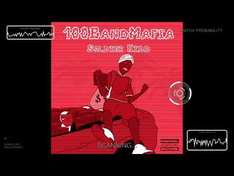 Soldier Kidd- 100 Band Mafia (Slowed)