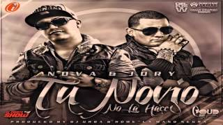 Tu Novio No La Hace - Nova & Jory (AUDIO ORIGINAL) ♦REGGAETON 2012♦