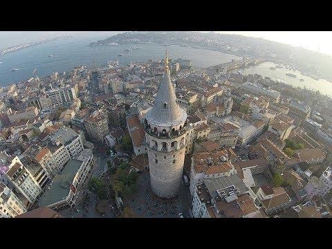 YÜRÜYEREK İSTANBUL GEZİSİ (Galata Kulesi,Sultanahmet,Topkapı Sarayı,Ayasofya,Yerebatan,Kapalıçarşı)