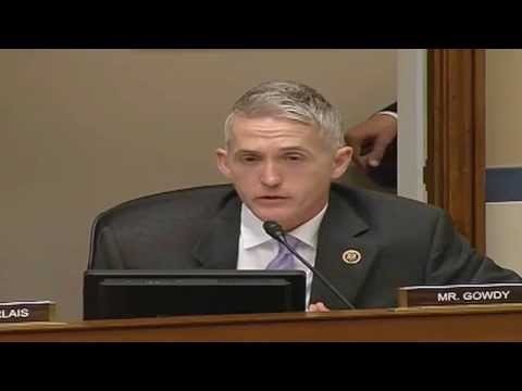 "Trey Gowdy Destroys DEA: ""What the Hell Do You Get to Do?"""