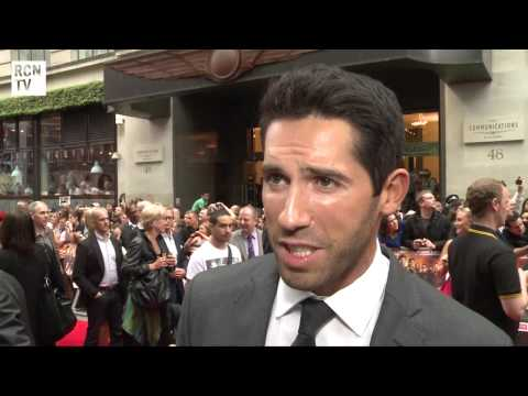 The Expendables 2 UK Premiere Scott Adkins Interview