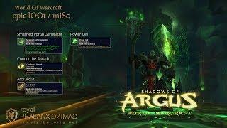 lOOt-Legion 7.3 Shadows of Argus-Commander on Deck! Squadron Commander Vishax