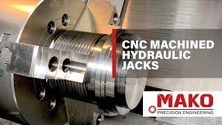 CNC Turning - Hydraulic Flat Jacks - HS2