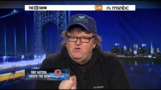 "Michael Moore: ""Guns Don"
